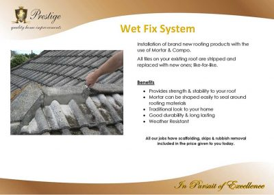 WET-FIX-SYSTEM